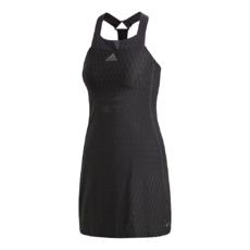61b8550d7f9e Платье женское Adidas Barricade Black